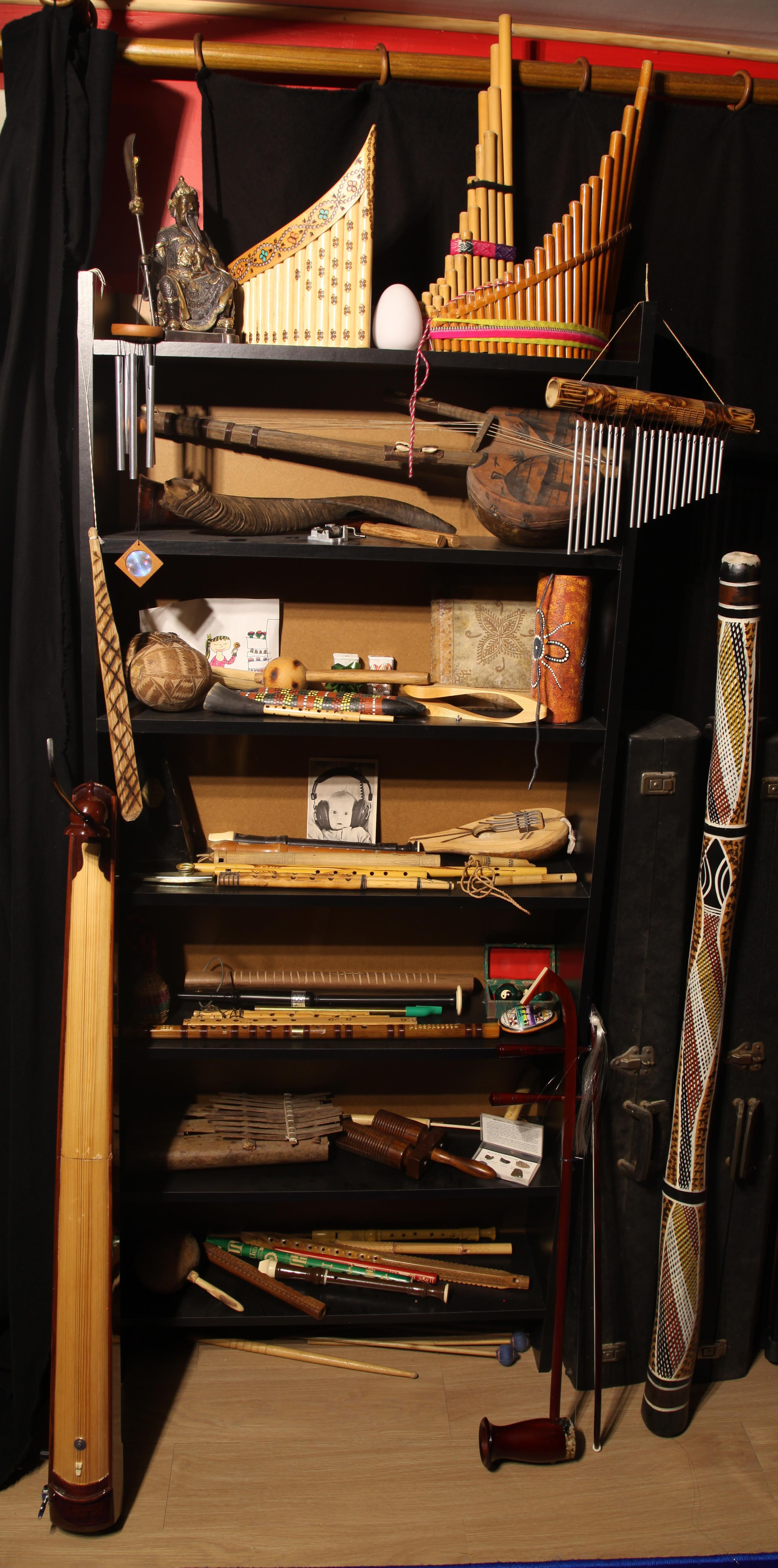 Instruments acoustiques 2